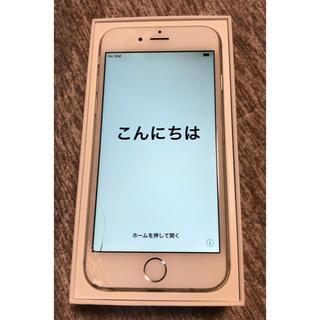アイフォーン(iPhone)のiPhone 6 ソフトバンク 16ギガ(スマートフォン本体)