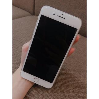 アップル(Apple)のiPhone8plus 本体SIMフリー 値下げ交渉可能(スマートフォン本体)