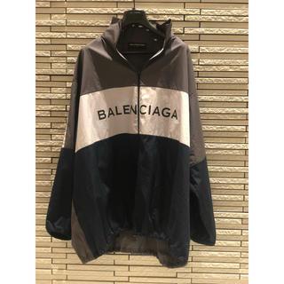 バレンシアガ(Balenciaga)のBALENCIAGA/トラックジャケット/サイズ39/Xmasセール(ナイロンジャケット)
