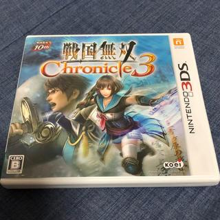 ニンテンドー3DS(ニンテンドー3DS)の戦国無双Chronicle3 3DS 2DS(携帯用ゲームソフト)