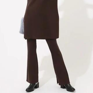 アズールバイマウジー(AZUL by moussy)の新品 未使用 アズールバイマウジー 完売品 パンツ黒(カジュアルパンツ)
