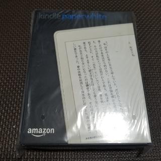 新品未使用 Kindle paperwhite マンガモデル 白 1台(電子ブックリーダー)