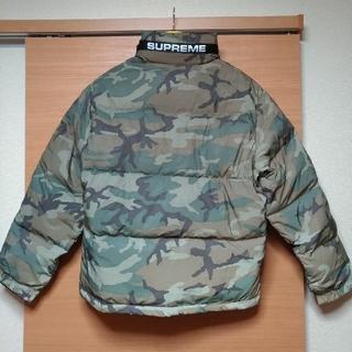 シュプリーム(Supreme)のSupreme 18FW Reflective Camo Down Jacket(ダウンジャケット)