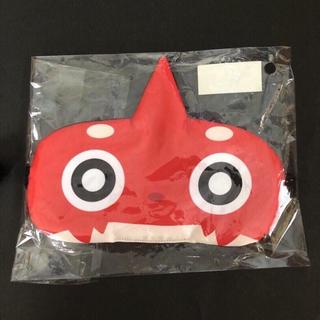 【新品未使用】モンスト  オラゴン  アイマスク(キャラクターグッズ)