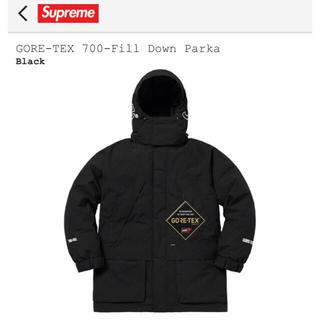 シュプリーム(Supreme)のSupreme GORE-TEX 700-Fill Down Parka 【L】(ダウンジャケット)