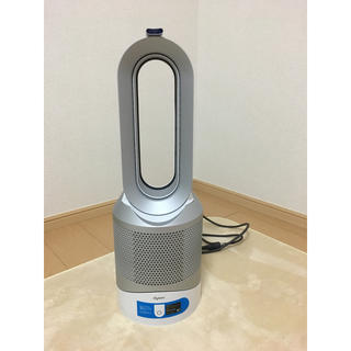 ダイソン(Dyson)のダイソン pure hot + cool link ファンヒーター 空気清浄機付(ファンヒーター)