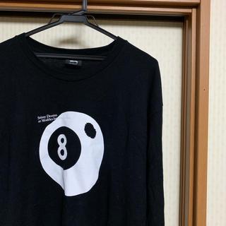 ステューシー(STUSSY)のstussy ステューシー ロンt 8ボール エイトボール ストリート(Tシャツ/カットソー(七分/長袖))