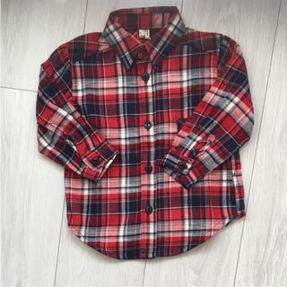 シマムラ(しまむら)の新品 ネルシャツ(シャツ/カットソー)