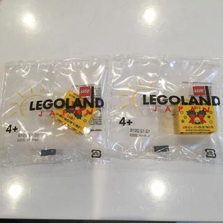 レゴ(Lego)のレゴランド  2018 クリスマス柄 ブロック 2個セット(積み木/ブロック)