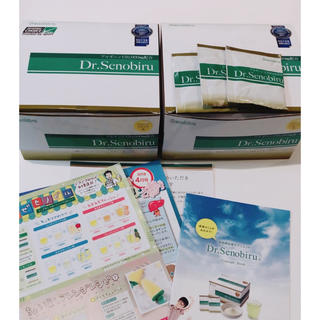 Dr.Senobiru  セノビル 2箱(1箱60包入)+3包 計123包(その他)