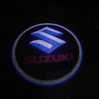 スズキ(スズキ)の【スズキ】LED ウェルカムランプ 2個セット   (車外アクセサリ)