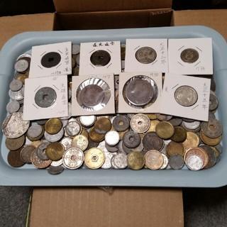 古銭まとめ 約800g(貨幣)