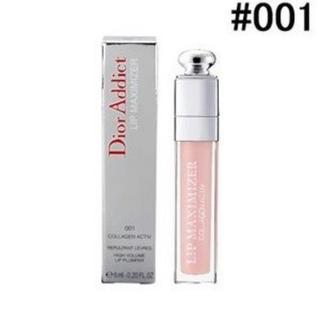 ディオール(Dior)のディオール アディクトリップ マキシマイザー001 6ml(リップグロス)