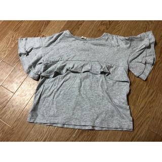 ジーユー(GU)の半袖トップス(Tシャツ/カットソー)