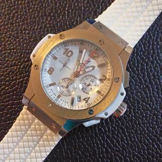 ウブロ(HUBLOT)のビッグバン☆メンズ腕時計☆新品(腕時計(アナログ))