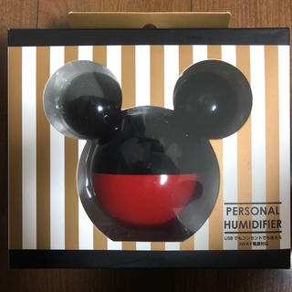 ディズニー(Disney)のディズニー 卓上 加湿器(加湿器/除湿機)
