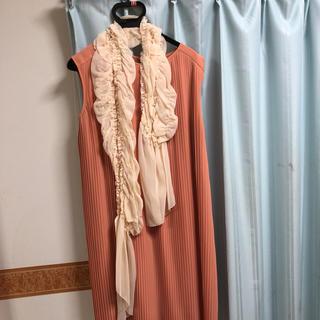 ニジュウサンク(23区)の23区のドレスとストールのセット(その他ドレス)