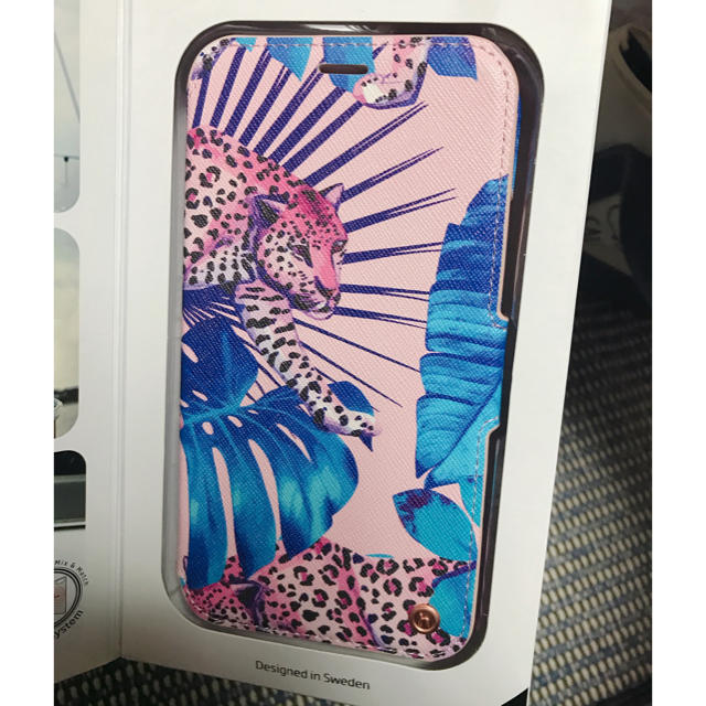 NIKE iPhone8 カバー 財布型 | burch アイフォーン8plus カバー 財布型