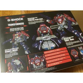 ジーショック(G-SHOCK)のトランスフォーマー Gショック DW-6900TF-SET(腕時計(デジタル))