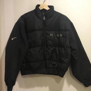 ナイキ(NIKE)のNIKE 90s オールドファッション 赤タグビンテージ中綿ジャケット (ブルゾン)
