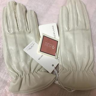 トゥモローランド(TOMORROWLAND)のトゥモローランド 手袋 【新品♡】(手袋)