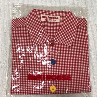 ミキハウス(mikihouse)のミキハウス80半袖シャツ(シャツ/カットソー)
