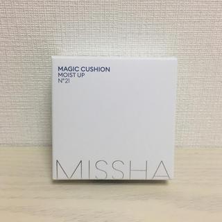 ミシャ(MISSHA)の【MISSHA マジッククッション モイストアップ 21号】(ファンデーション)