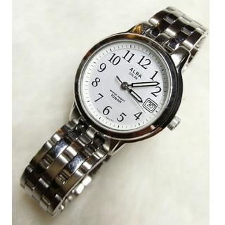 アルバ(ALBA)のセイコー 腕時計 アルバレディースソーラー (腕時計)