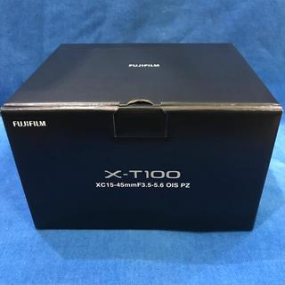 富士フイルム - Fujifilm X-T100