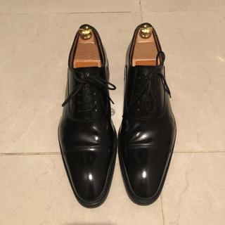 リーガル(REGAL)のリーガル ストレートチップ革靴 黒色 26センチ REGAL(ローファー/革靴)
