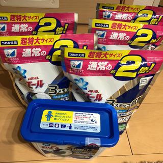 ピーアンドジー(P&G)のP&G アリエール パワージェルボール3D(洗剤/柔軟剤)
