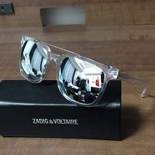 新品 ZADIG&VOLTAIRE 定価35000円 サングラス メガネ 眼鏡