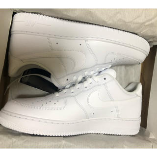NIKE - NIKE AIR FORCE1Lo ホワイト 新品30cm