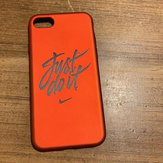 ナイキ(NIKE)のナイキ スマホケース iPhone7 iPhone8(iPhoneケース)