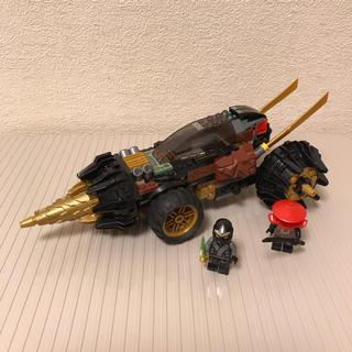 レゴ(Lego)のアースドリラー コール 70502  LEGO レゴ ニンジャゴー(積み木/ブロック)