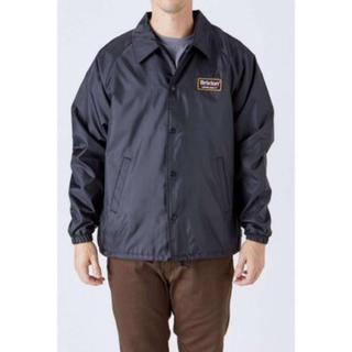 ロンハーマン(Ron Herman)の新品 brixton palmer jacket コーチジャケット(ナイロンジャケット)