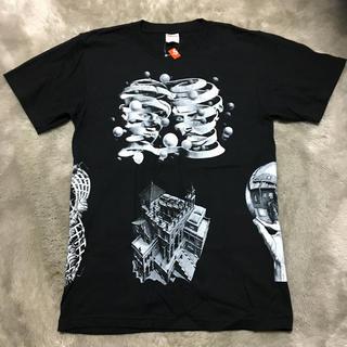 シュプリーム(Supreme)の【新品】Supreme  M.C. Escher Collage Tシャツ(Tシャツ/カットソー(半袖/袖なし))