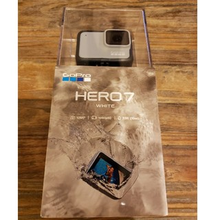 GoPro - GoPro hero7 white 新品未使用 国内正規品