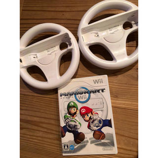 Wii - Wiiマリオカートセット