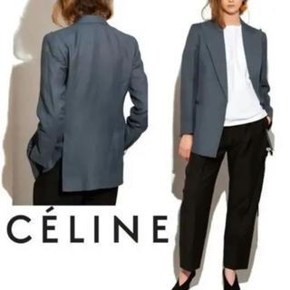 セリーヌ(celine)のCeline SS18 テイラードジャケット(テーラードジャケット)