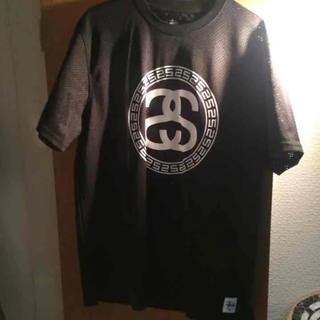 ステューシー(STUSSY)のstussy mesh シャツ(Tシャツ/カットソー(半袖/袖なし))