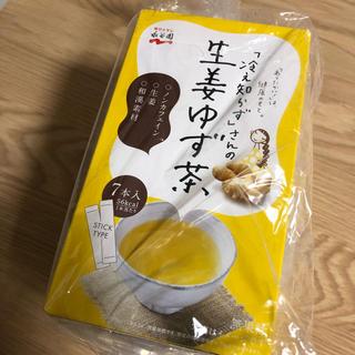 イトウエン(伊藤園)の生姜ゆず湯 3パックセット(その他)
