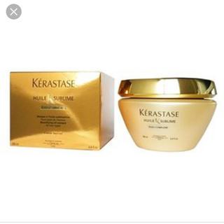 ケラスターゼ(KERASTASE)のケラスターゼ マスクユイルスブリム(ヘアパック/ヘアマスク)
