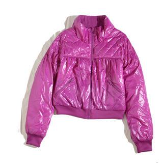 アディダスバイステラマッカートニー(adidas by Stella McCartney)のステラマッカートニー  アディダス  中綿入りジャンパー  パフジャケット (ブルゾン)