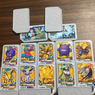 ポケモン(ポケモン)のポケモンガオーレ 星5 ルナアーラ スペシャル ミミッキュ 星3(カード)