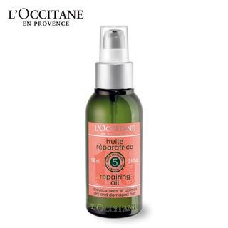 ロクシタン(L'OCCITANE)の【新品未使用】L'OCCITANE リペアリングヘアオイル 100ml(オイル/美容液)