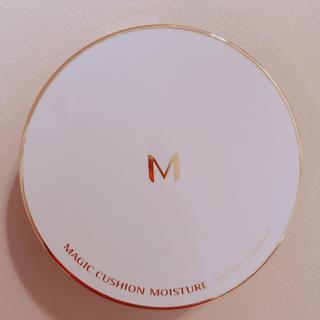ミシャ(MISSHA)のミシャクッションファンデーションモイスチャー(ファンデーション)