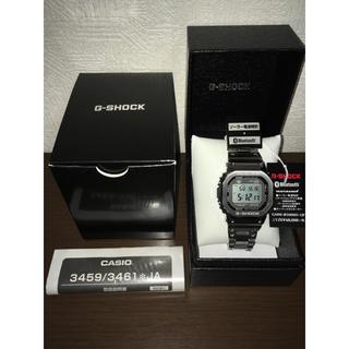 ジーショック(G-SHOCK)のG-SHOCK ジーショック GMW-B5000D-1JF(腕時計(デジタル))