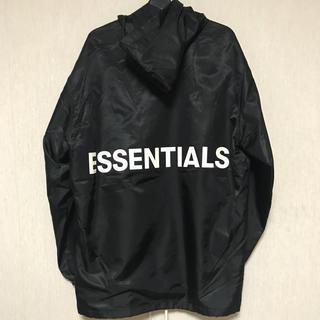 FEAR OF GOD - FOG Essentials Coach Jacket