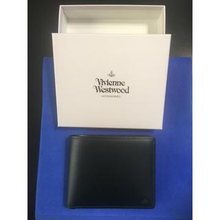 ヴィヴィアンウエストウッド(Vivienne Westwood)のヴィヴィアンウエストウッド 二つ折り財布 新品未使用 (折り財布)